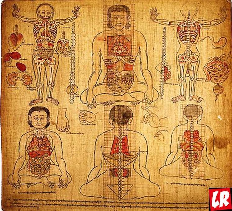 тибетская медицина, Потала, тханки, Путешествие в Тибет
