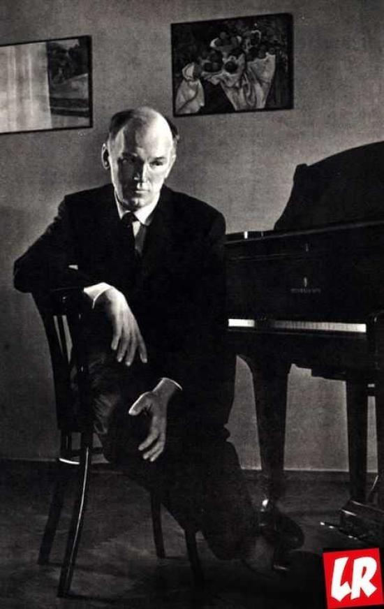 рихтер, рояль