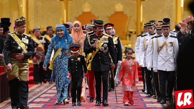 фишки дня - 15 июля, День султана Брунея, султан Брунея