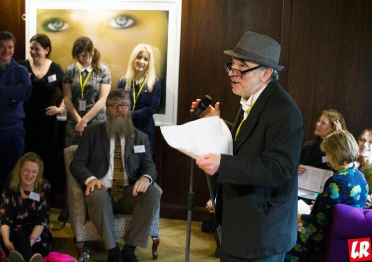 Издатель Гарри Поттера, встреча с читателями, Одесса