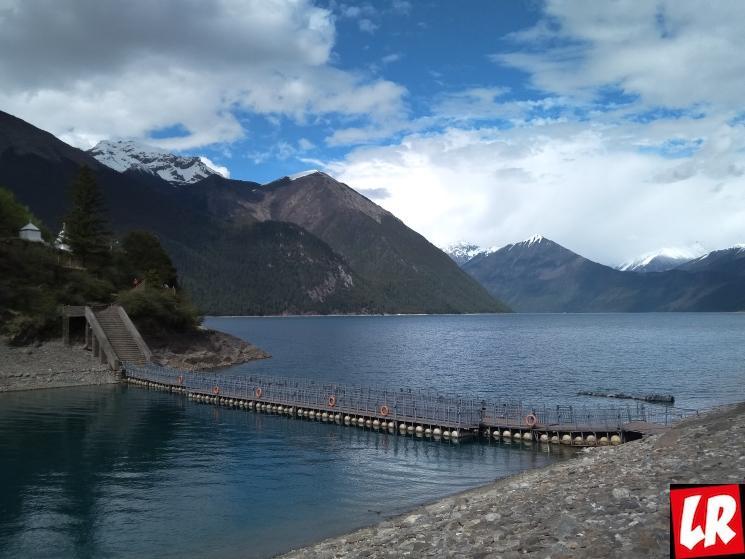 озеро Басунцо, Тибет