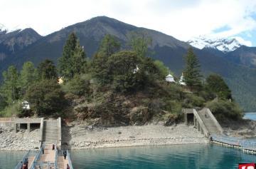 поездка в Тибет, озеро Басунцо, Тибет