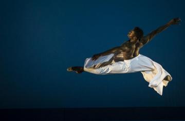 Бруклин Мак, звезда балета, балет, лучший танцор