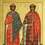 фишки дня, святые Борис и Глеб