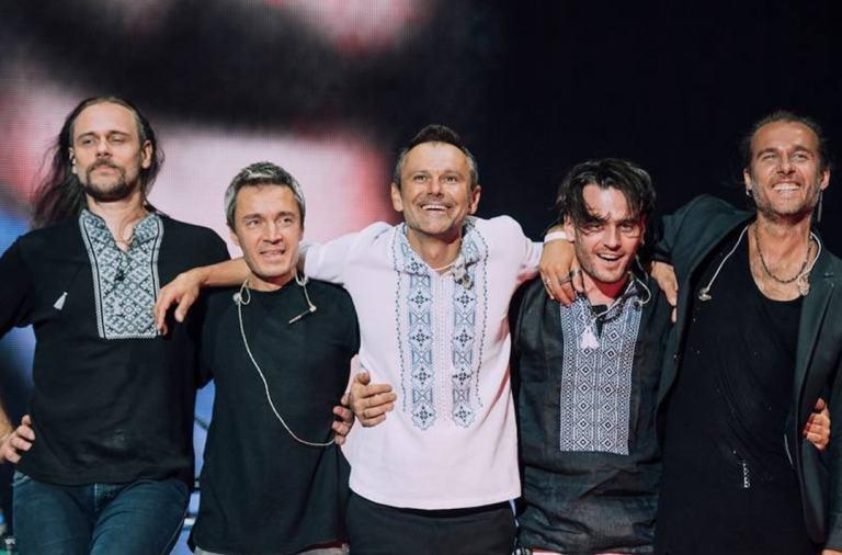 фото группы, музыка, музыканты, Океан Ельзи, Святослав Вакарчук
