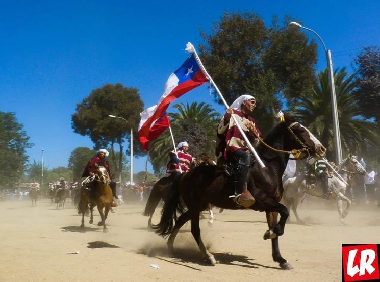 фишки дня - 17 сентября, хуасо Чили