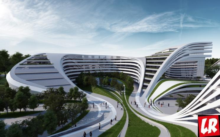 фишки дня - 1 октября, день архитектора, Заха Хадид