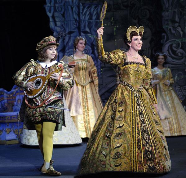 Дон Карлос, Национальная опера в ноябре 2018