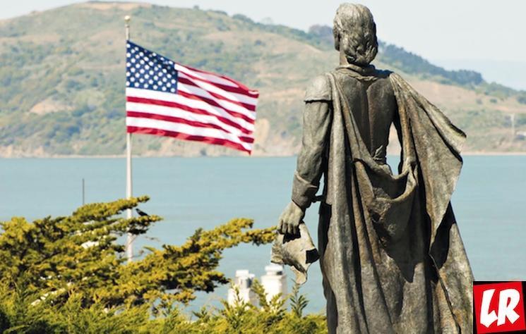 фишки дня - 8 октября, День Колумба США