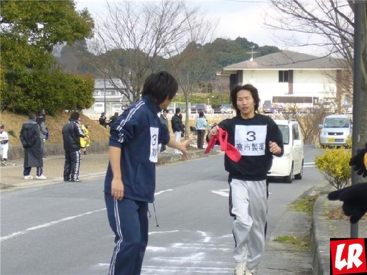 фишки дня - 8 октября, день физкультуры Япония, экиден