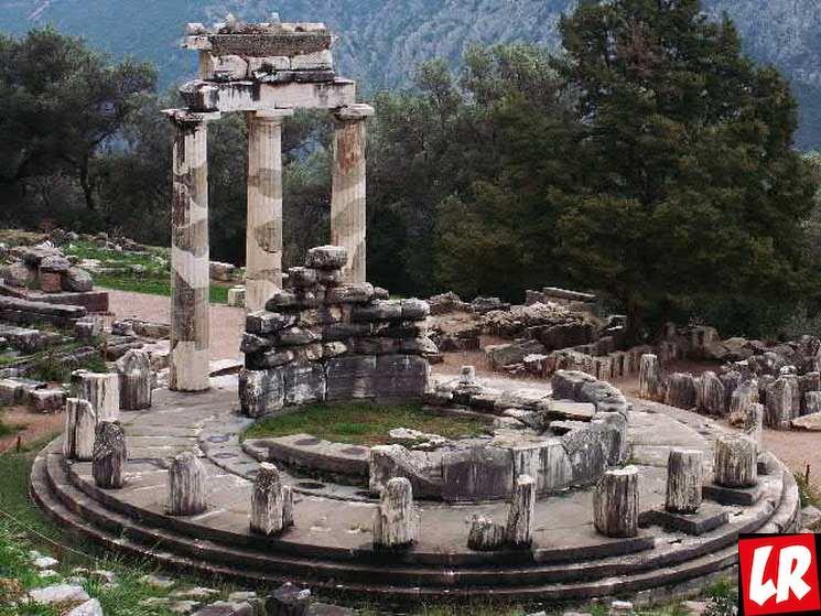 фишки дня - 18 октября, Евангелист Лука, Фивы Греция