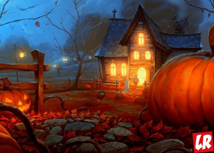 фишки дня - 31 октября, Хэллоуин