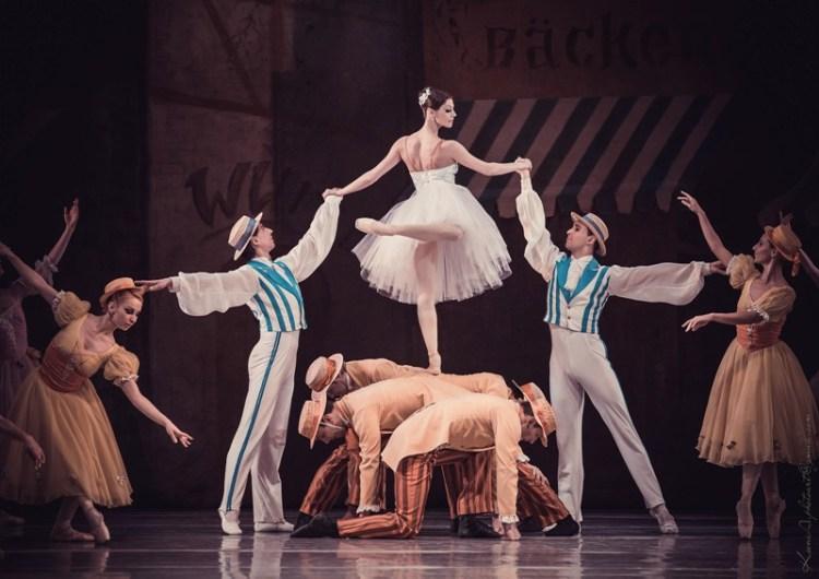 Венский вальс, Национальная опера в ноябре 2018