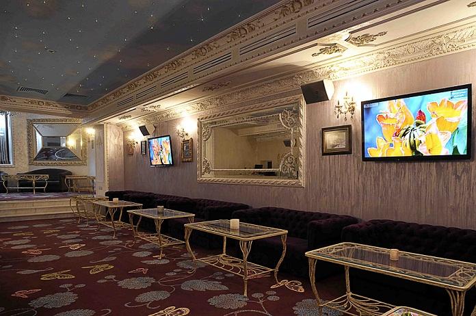 Device-Club Restaurant Karaoke Hall, ресторан, Киев