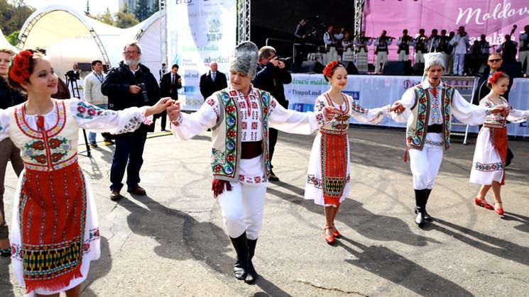 фишки дня - 6 октября, фестиваль вина Молдова