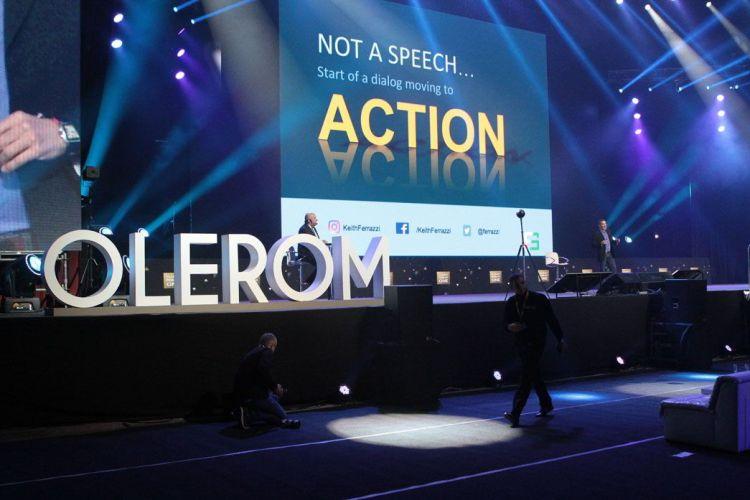 Olerom Forum One, бизнес