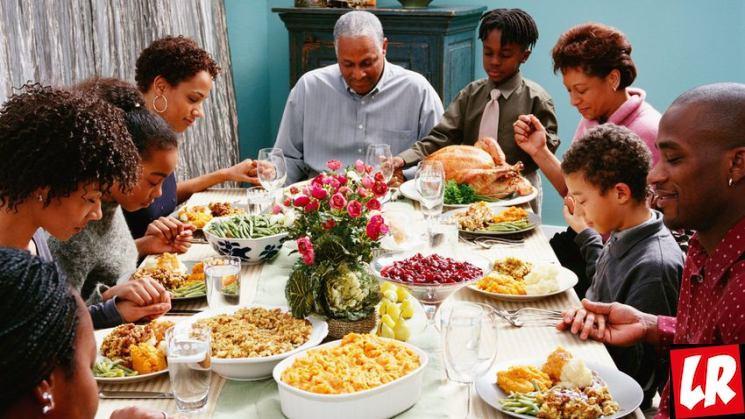 фишки дня - 22 ноября, день благодарения США