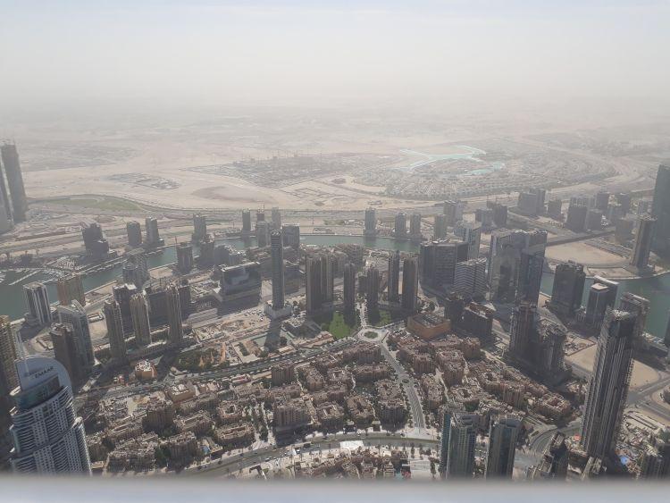 Дубай, туризм, Бурдж Халифа
