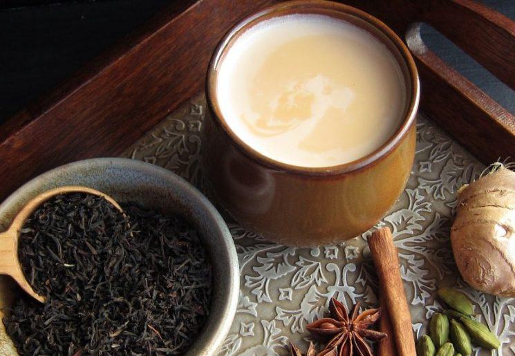 фишки дня - 15 декабря, День чая, йога-чай