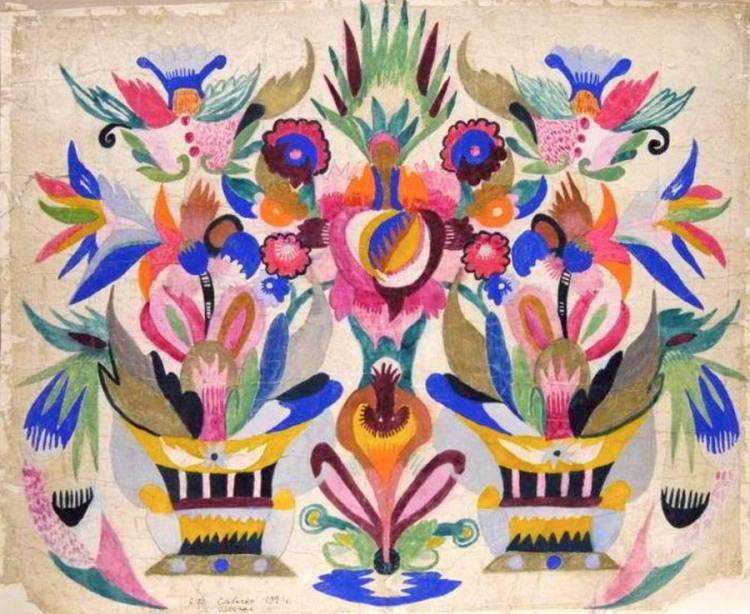 художница, Новые цветы, Анна Собачко-Шостак, живопись, Украина, картины,