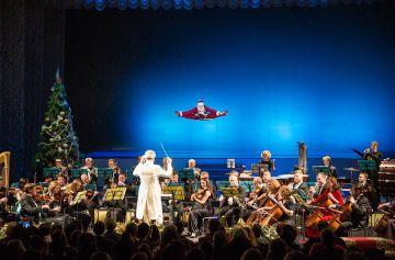 опера в декабре 2018, Дед Мороз