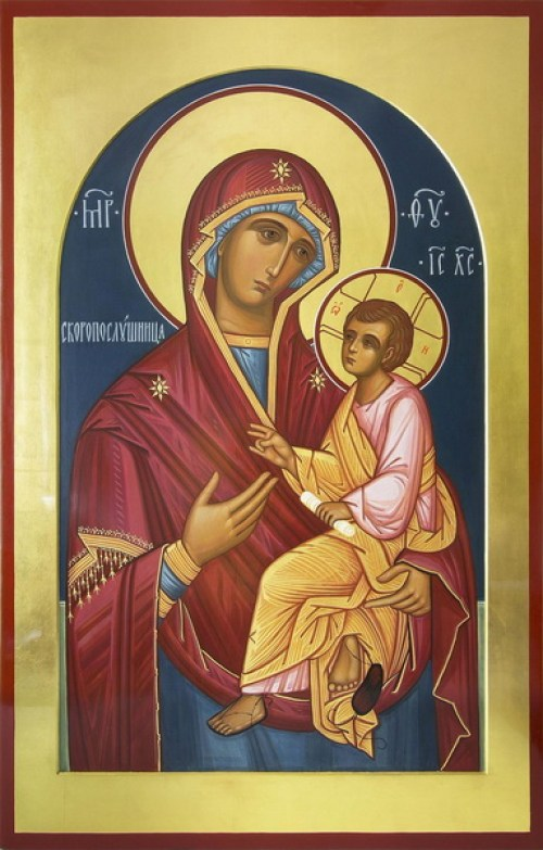 икона скоропослушница, иконы рождества