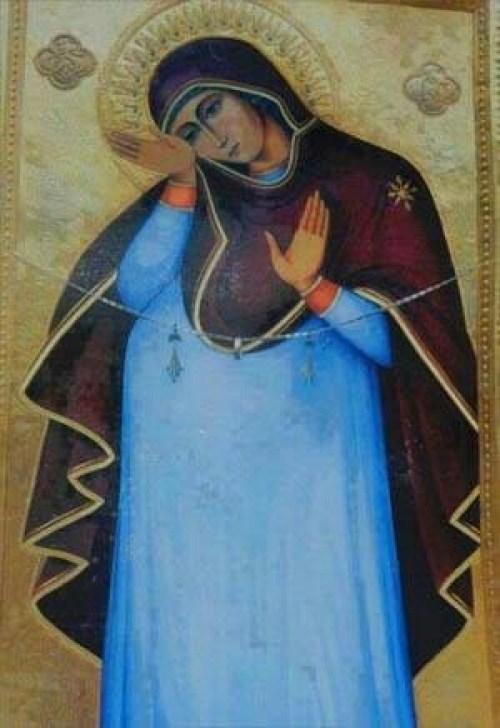 иконы рождества, икона непраздная, Молитвы о детях