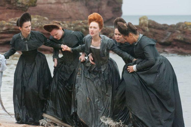 Мария— королева Шотландии, съемки фильма, кадр из фильма, Saoirse Ronan сирша ронан актриса