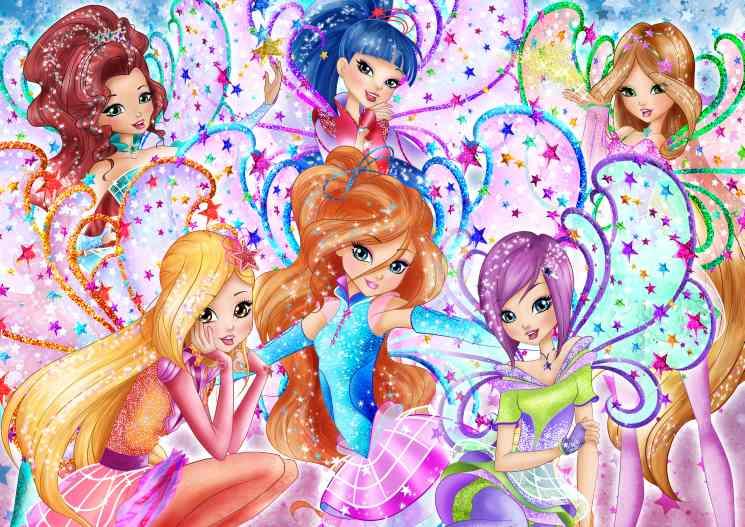 Феи Winx, анимационная студия Rainbow