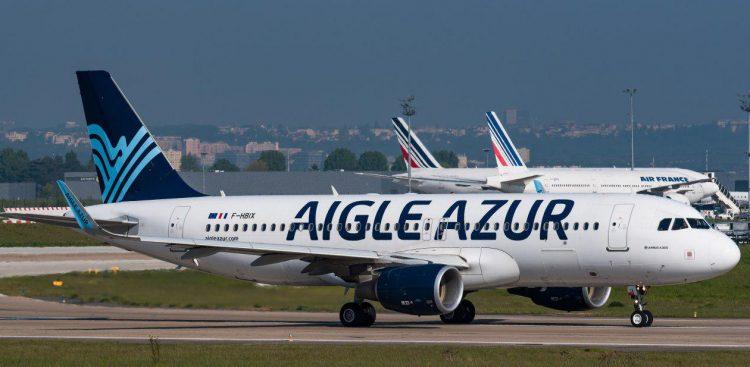 Aigle Azur, самолет, авиакомпания, Париж, цены на билеты из Киева, Борисполь, Орли