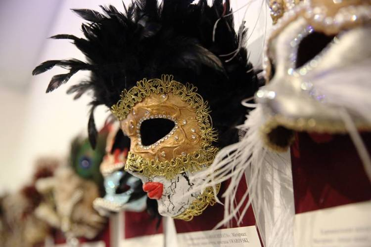 маски, карнавальная маска