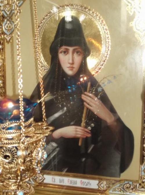 Елена Флоровская, собор киевских жен, снятие Киева, киевские святые, хранительницы киева, елена флоровская