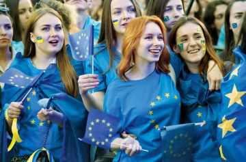 фишки дня, день Европы