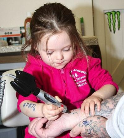 фишки дня - 1 июня, день защиты детей, Руби Дикинсон