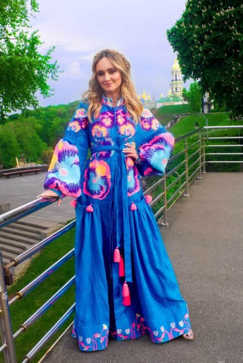 вышиванки, Магдыч, мода, Украина, лавра