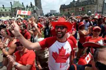 фишки дня, День Канады