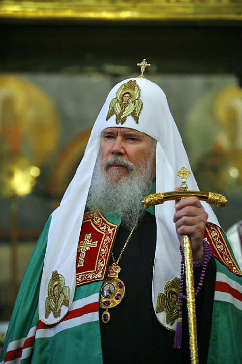 Патриарх Алексий Второй Ридигер, церковь, РПЦ, православие