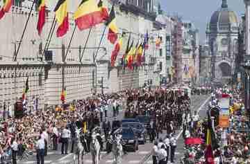 фишки дня, национальный день Бельгии