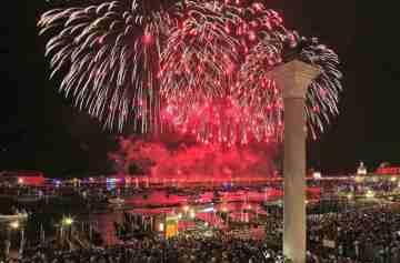 фишки дня, фестиваль Реденторе Венеция