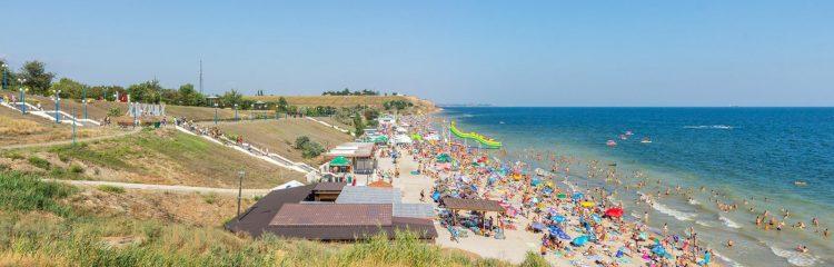 пляж Южный, одесса, бархатный сезон, курорты юга