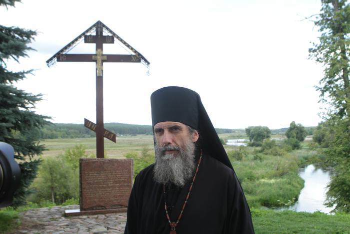 Супрасльский монастырь, монах