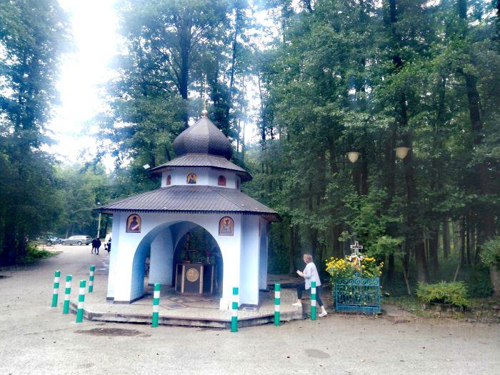 достопримечательности Польши, Грабарка, монастырь святых Марии и Марфы