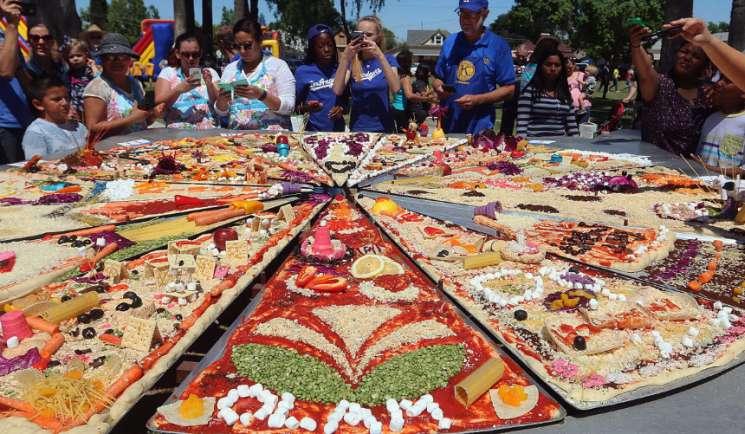 фишки дня - 13 сентября, фестиваль пиццы Неаполь