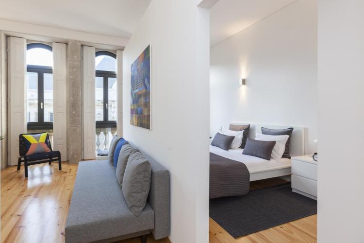 Порту, Португалия, Bolhão Apartments, снять апартаменты, отель, коронавирус, гостиницу