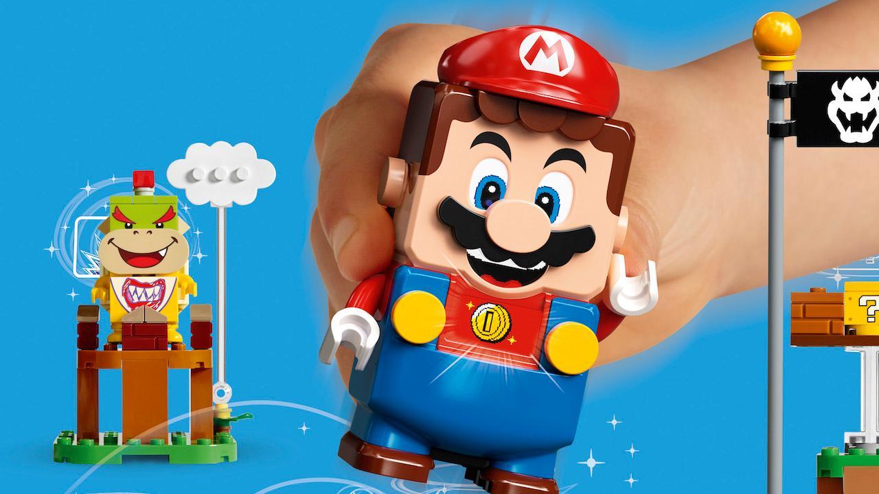 Создатель LEGO Марио – о новинке, трудностях, курьезах и вечеринке инкогнито