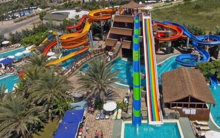 Лучшие отели Турции – 5 звезд  Royal Dragon Hotel  Анталия, Сиде, Турция