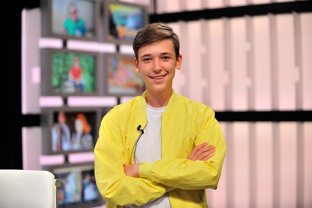 """Переможець Олександр Балабанов: """"Це моя третя спроба потрапити на Дитяче Євробачення"""""""