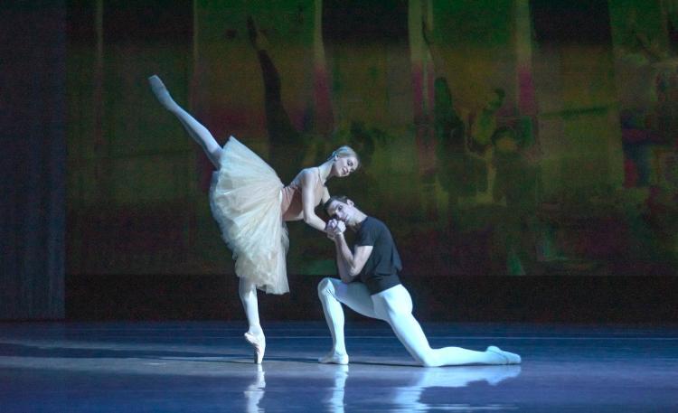 балет, Киев, Анико Рехвиашвили