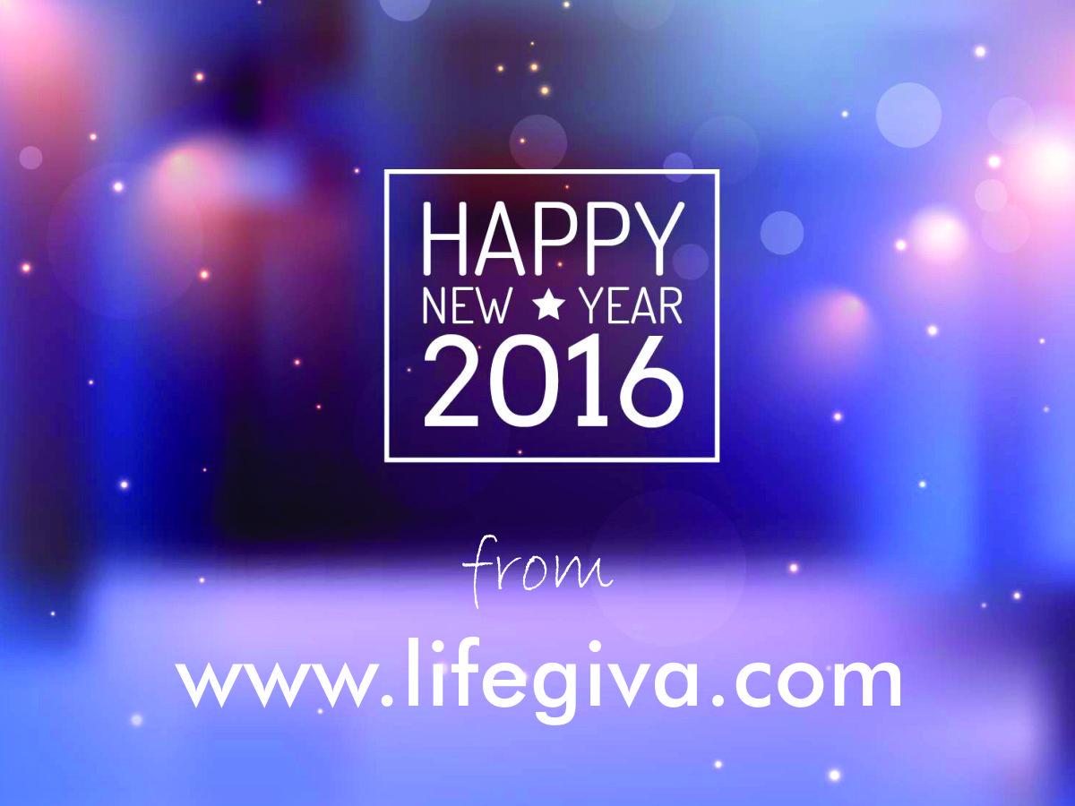 Happy New Year from Lifegiva