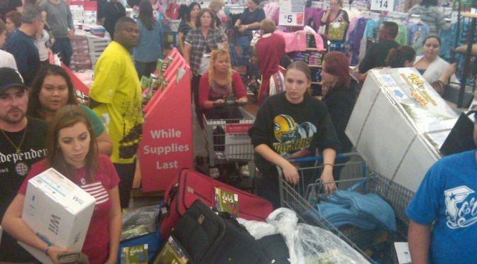 A LOOK BACK: Black Friday